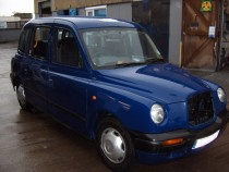 Bristol 'London' cab