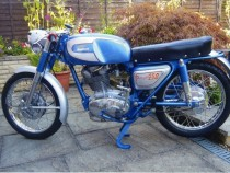 Ducati 250 after